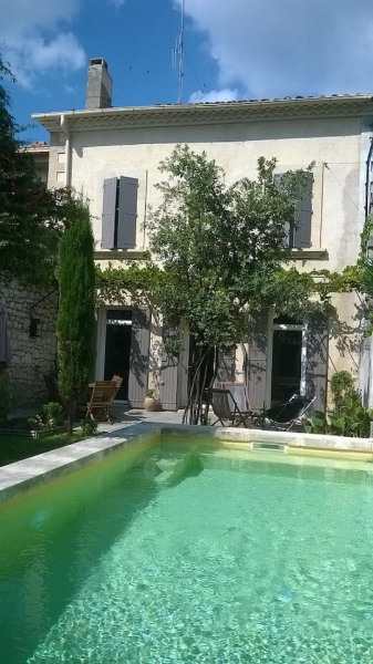 Location vacances Avignon -  Maison - 8 personnes - Barbecue - Photo N° 1