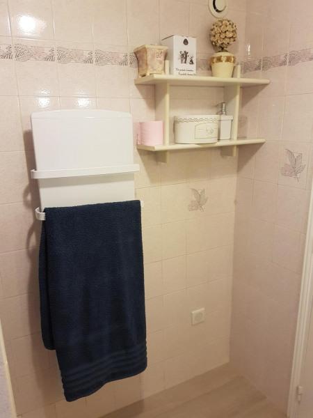 Le sèche serviette