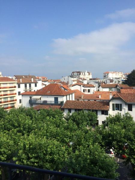 Vue du balcon séjour