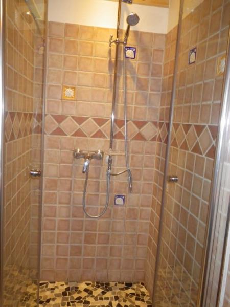 douche à l'italienne