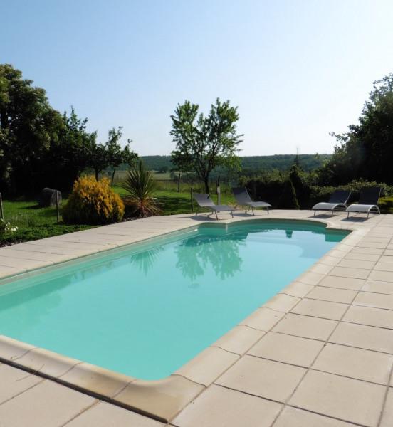 Gite spacieux avec piscine  4 personnes au calme en tarn et garonne - Caussade
