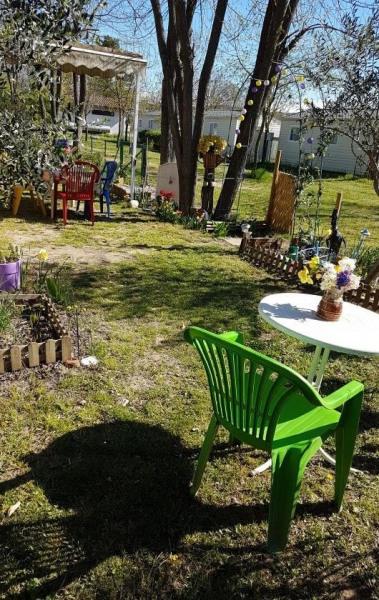 Location vacances Ruoms -  Maison - 6 personnes - Jardin - Photo N° 1