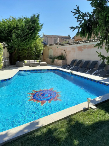 Holiday rentals Jonquerettes - House - 6 persons - BBQ - Photo N° 1