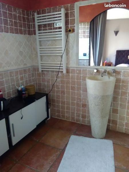 Salle de bains style provençal