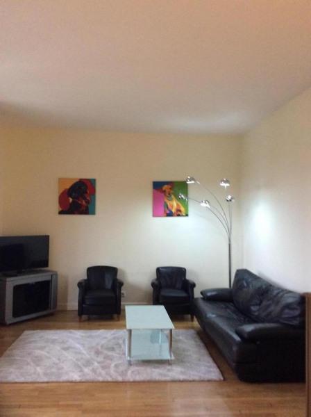 Double salon ( environ 35 m2 ) coin TV
