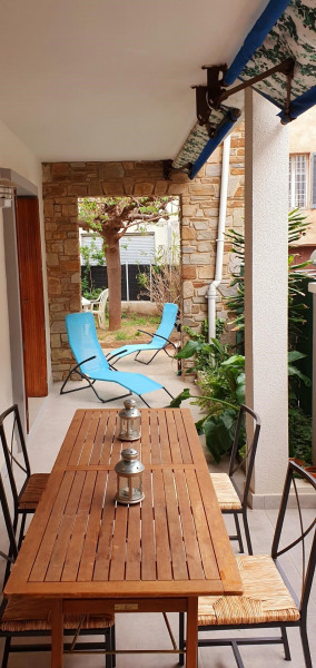 Location vacances La Londe-les-Maures -  Appartement - 6 personnes - Barbecue - Photo N° 1
