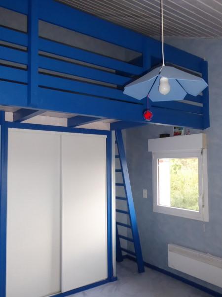 mezzanine chambre