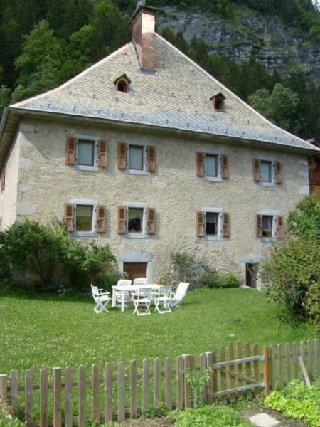 Le chateau façade