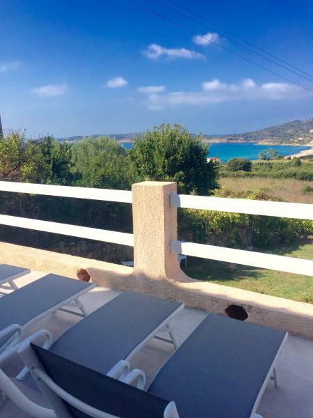 Location vacances Cargèse -  Appartement - 5 personnes - Barbecue - Photo N° 1