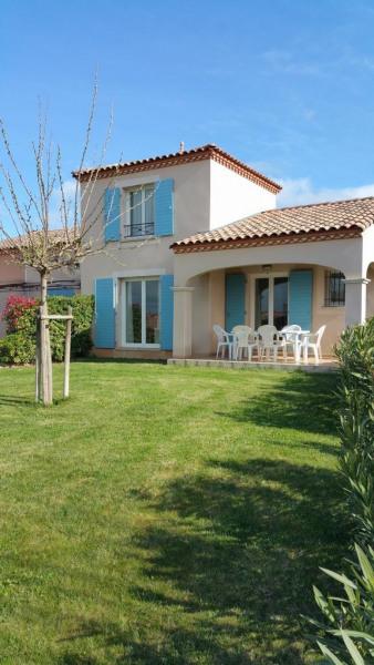 Villa exposée sud avec terrasse et jardin privatif