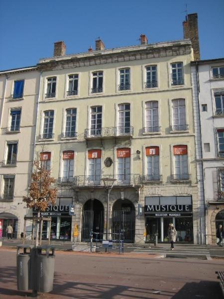 Appartement - Lyon 2ème (69002)-3