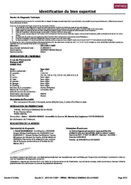 Location bureau pau 64000 bureau pau de 182 m ref 303 for Location bureau pau 64