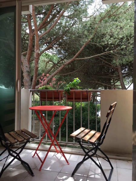 Location vacances La Grande-Motte -  Appartement - 6 personnes - Jardin - Photo N° 1