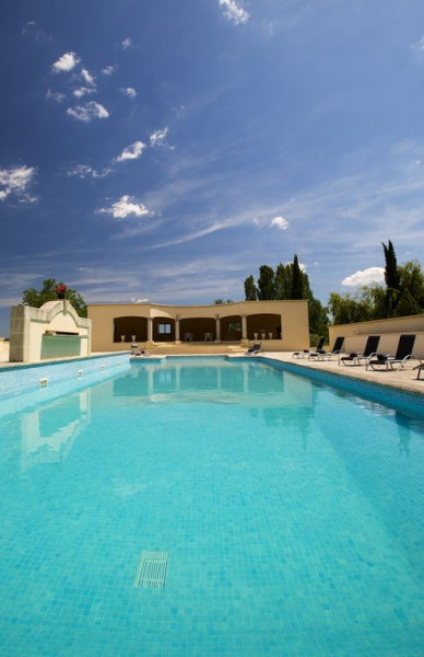 Location vacances Forcalquier -  Gite - 5 personnes - Barbecue - Photo N° 1