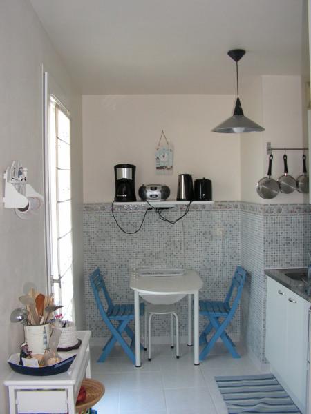 Location vacances Le Croisic -  Appartement - 4 personnes - Salon de jardin - Photo N° 1