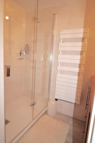 salle de douche - grande chambre
