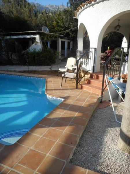Location vacances Altea -  Maison - 6 personnes - Terrasse - Photo N° 1