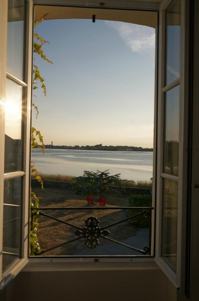 Location vacances Portbail -  Appartement - 5 personnes - Barbecue - Photo N° 1