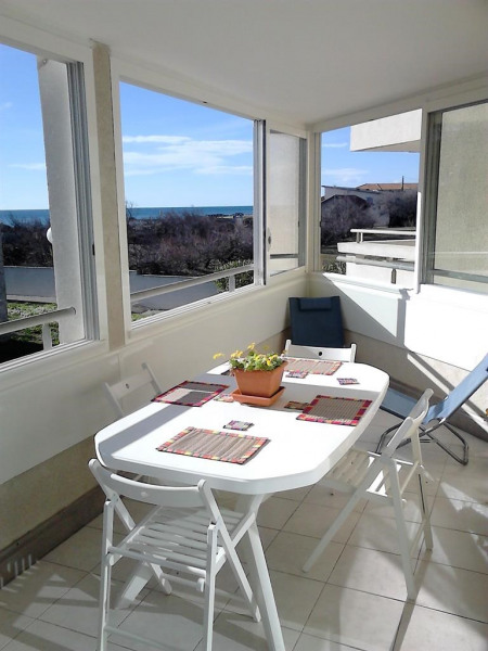 Location vacances Frontignan -  Appartement - 4 personnes - Jardin - Photo N° 1