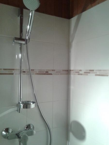 douche haut
