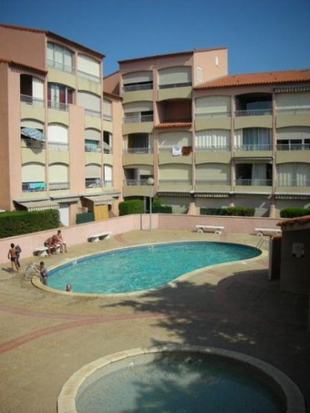 Résidence Le Lagon - Appartement studio avec coin cabine et mezzanine de 30 m² environ pour 4 personnes, à 400 m de l...