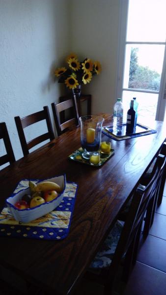 espace salle à manger