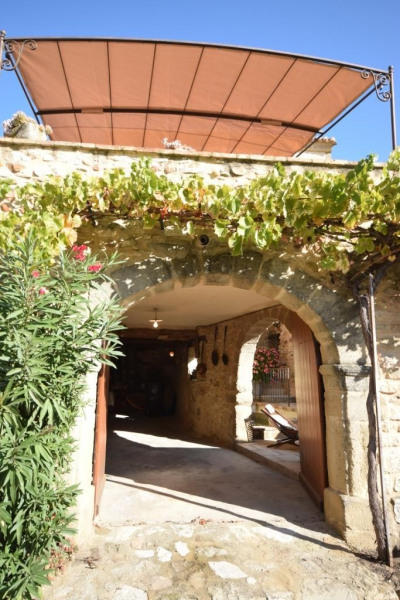 Holiday rentals La Bastide-d'Engras - House - 4 persons - BBQ - Photo N° 1