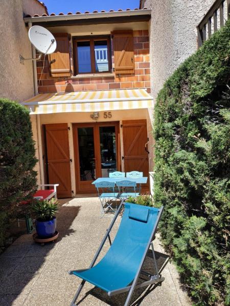 Location vacances Soulac-sur-Mer -  Maison - 4 personnes - Barbecue - Photo N° 1