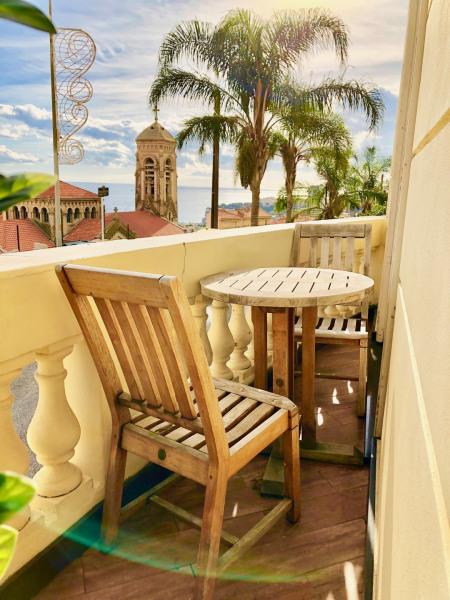 Location vacances Monaco -  Appartement - 4 personnes - Salon de jardin - Photo N° 1