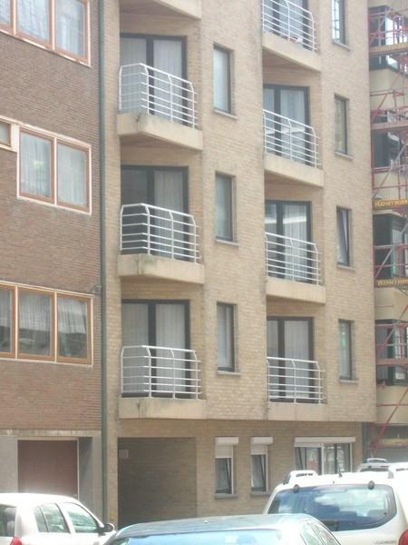 Maison pour 6 pers. avec piscine, Ostende