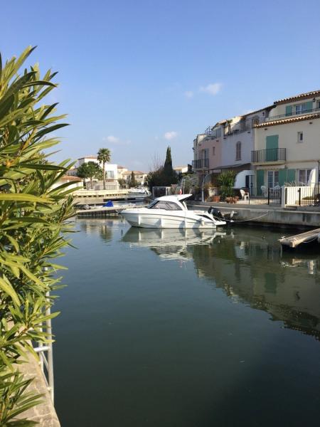 Maison dans marina luxueuse  pour des vacances inoubliables