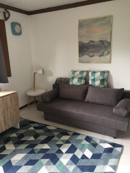 Holiday rentals Les Houches - Apartment - 6 persons - Garden - Photo N° 1