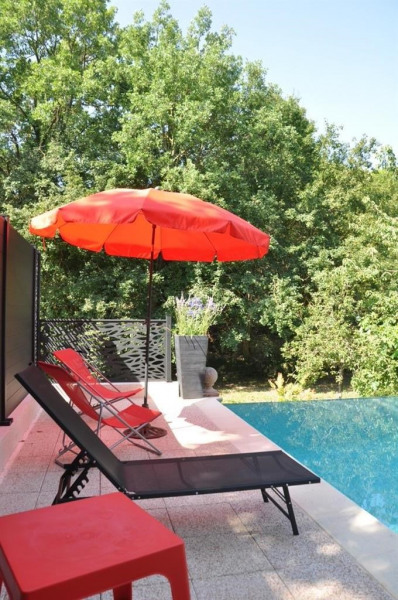 Location vacances Grasse -  Appartement - 4 personnes - Barbecue - Photo N° 1