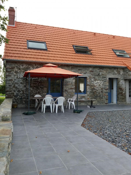 Holiday rentals Vains - Cottage - 8 persons - BBQ - Photo N° 1
