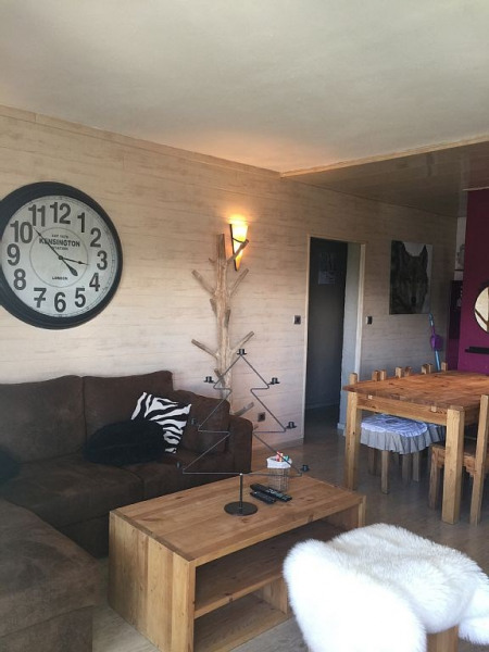 APPARTEMENT SPACIEUX TYPE 4 3CH 8 PERSONNES PLEIN SUD
