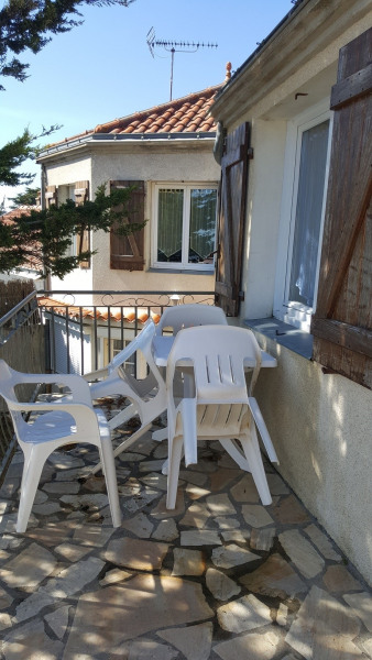 Location vacances La Bernerie-en-Retz -  Appartement - 3 personnes - Micro-onde - Photo N° 1