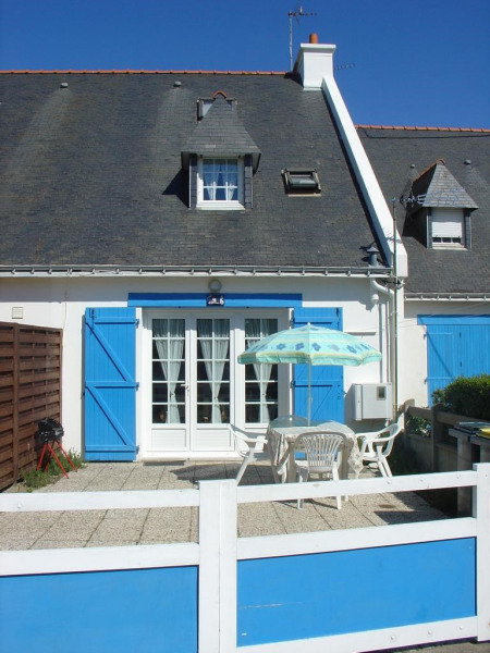 Holiday rentals Gâvres - House - 4 persons - BBQ - Photo N° 1