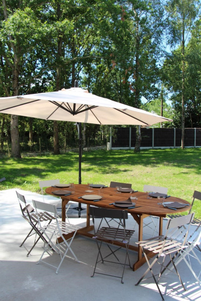 Location vacances Mesquer -  Gite - 12 personnes - Barbecue - Photo N° 1