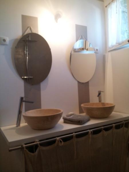 salle d'eau - double vasque