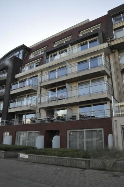 Modern ingericht appartement te Oostduinkerke-bad
