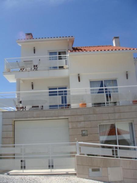 Maison à louer à Nazaré avec piscine privée
