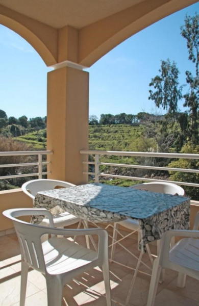 Holiday rentals Albitreccia - Apartment - 6 persons - Garden furniture - Photo N° 1