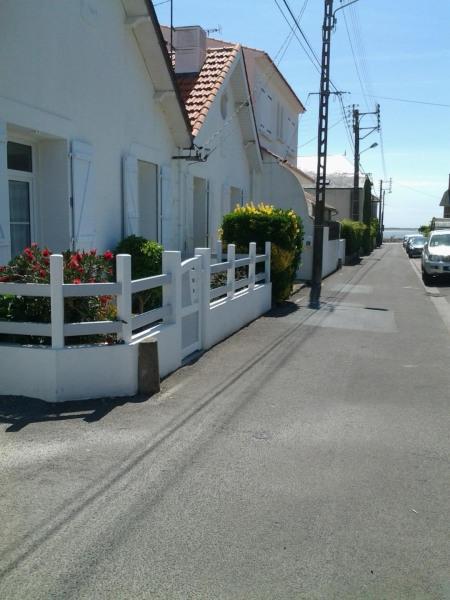 Vue maison rue BOISVINET