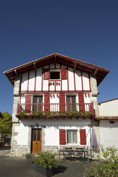 Holiday rentals Espelette - House - 6 persons - BBQ - Photo N° 1