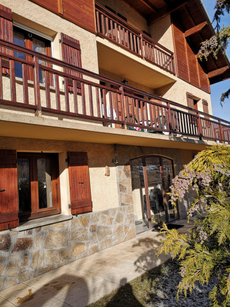Location vacances Briançon -  Appartement - 4 personnes - Barbecue - Photo N° 1
