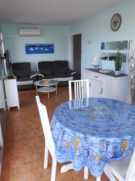 Location vacances Argelès-sur-mer -  Appartement - 4 personnes - Chaise longue - Photo N° 1