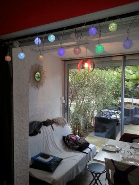 Location vacances Agde -  Appartement - 3 personnes - Barbecue - Photo N° 1