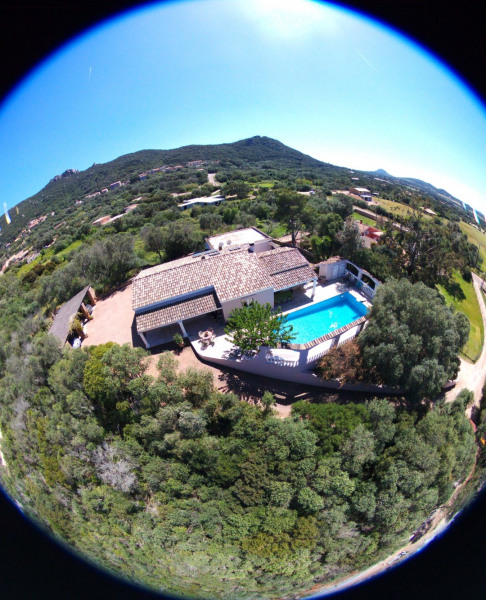 Location vacances Figari -  Maison - 6 personnes - Barbecue - Photo N° 1