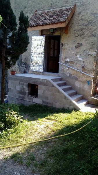 Les nouveaux escaliers