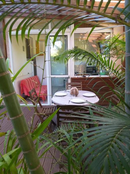 Location vacances L'Étang-Salé -  Appartement - 4 personnes - Barbecue - Photo N° 1